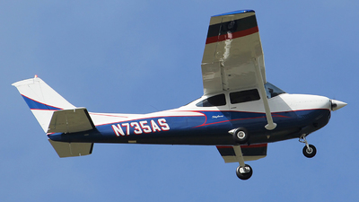 N735AS - Cessna 182Q Skylane - Private