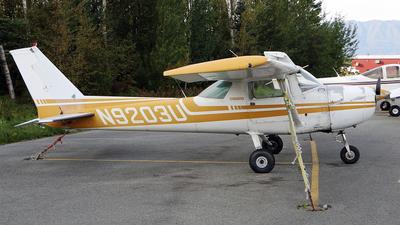 A picture of N9203U - Cessna 150M - [15078154] - © Jeroen Stroes