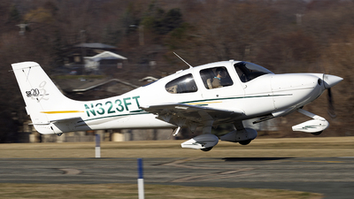 N323FT - Cirrus SR20-G2 - Private