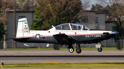 04-3716 - Raytheon T-6A Texan II - United States - US Air Force (USAF)