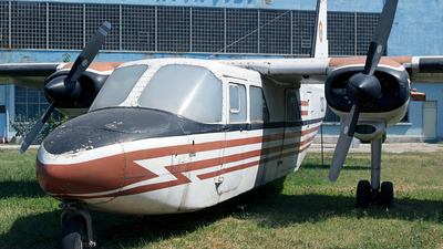 130 - Britten-Norman BN-2A Islander - Romania - Air Force