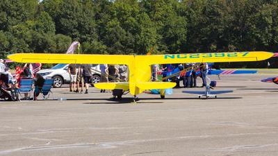 NC23927 - Aeronca 65-C Chief - Private