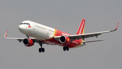 VN-A637 - Airbus A321-211 - VietJet Air