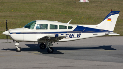 D-EMLW - Beechcraft A24R Sierra - Private