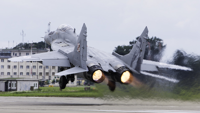 115 - Mikoyan-Gurevich MiG-29A Fulcrum A - Poland - Air Force