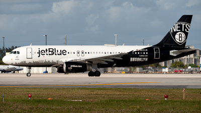 A picture of N633JB - Airbus A320232 - JetBlue Airways - © Luis Bastardo