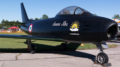 MM19596 - Canadair CL-13-4 Sabre - Italy - Air Force