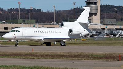 VQ-BHA - Dassault Falcon 7X - Private