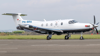 PH-BRA - Pilatus PC-12/47E - Private