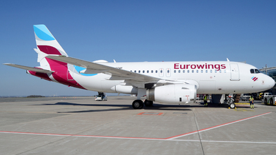 A picture of DAGWF - Airbus A319132 - Eurowings - © Henrik Hedde