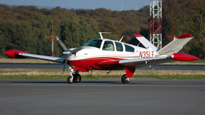 N35LF - Beechcraft V35B Bonanza - Private