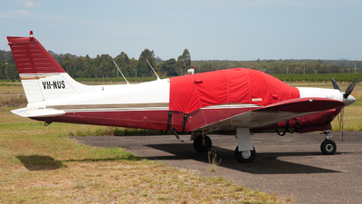 VH-NUS - Piper PA-28R-200 Arrow II - Aerodynamic Flight Academy (ADFA)
