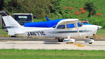 JA677C - Cessna 172R Skyhawk - Private