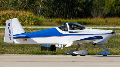 N68KT - Vans RV-6A - Private