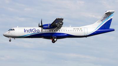 A picture of VTIYA - ATR 72600 - IndiGo - © JC_AM