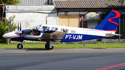PT-VJM - Embraer EMB-810D Seneca III - Private