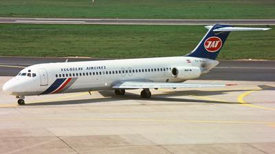 YU-AJL - McDonnell Douglas DC-9-32 - JAT Yugoslav Airlines