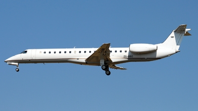ZS-BBD - Embraer ERJ-145LU - Solenta Aviation