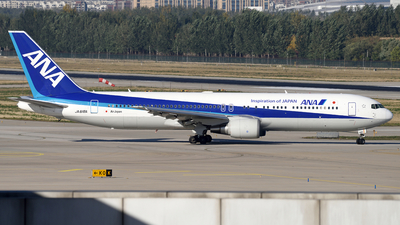 JA618A - Boeing 767-381(ER) - All Nippon Airways (ANA)