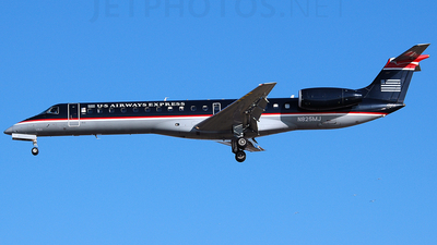 N825MJ - Embraer ERJ-145LR - US Airways Express (Mesa Airlines)