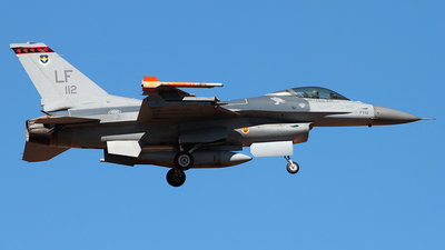 97-0112 - Lockheed Martin F-16C Fighting Falcon - Singapore - Air Force