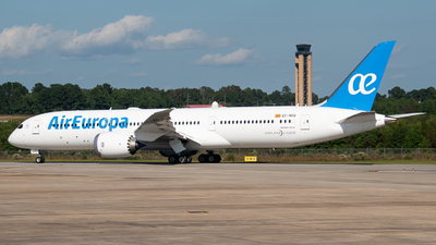 EC-NGQ - Boeing 787-9 Dreamliner - Air Europa