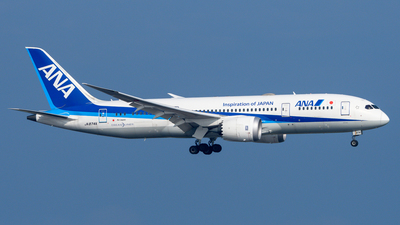 JA874A - Boeing 787-8 Dreamliner - All Nippon Airways (ANA)