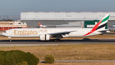 A6-EBB | Boeing 777-36NER | Emirates | Matteo Lamberts | JetPhotos