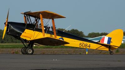 G-FCTK - De Havilland DH-82C Tiger Moth - Private