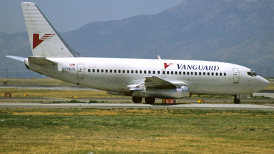 N219US - Boeing 737-281 - Vanguard Airlines