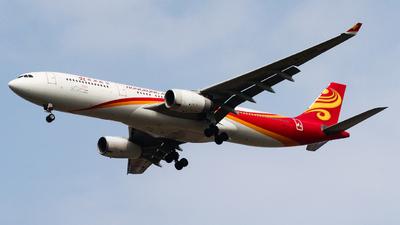 B-LHD - Airbus A330-343 - Hong Kong Airlines