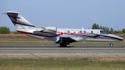 A picture of YRTRK - Cessna 525C CitationJet CJ4 -  - © Marin Ghe.