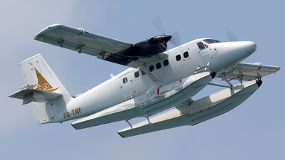 8Q-TMF - De Havilland Canada DHC-6-300 Twin Otter - Trans Maldivian Airways