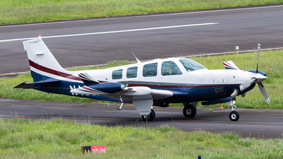 N408NS - Beech A36 - Private