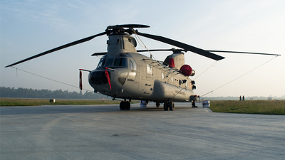 ZL4671 - Boeing CH-47F Chinook - India - Air Force
