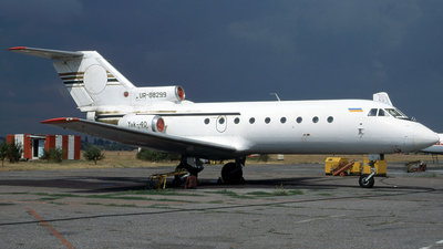 UR-88299 - Yakovlev Yak-40 - Odessa Airlines