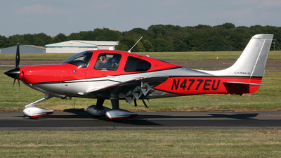 N477EU - Cirrus SR22T - Cirrus Design Corporation
