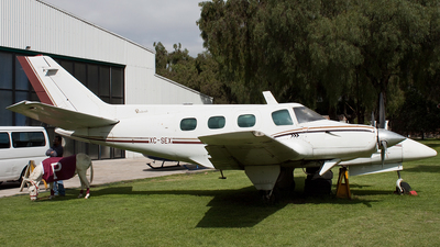 XC-SEX - Beechcraft A60 Duke - Private