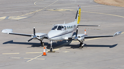 D-ISPE - Cessna 340A - Private