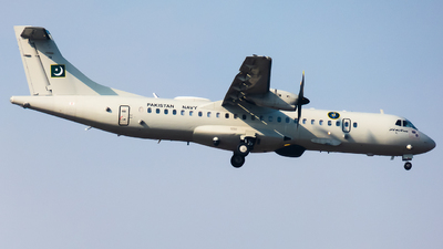 78 - ATR 72-212A(500MP) - Pakistan - Navy