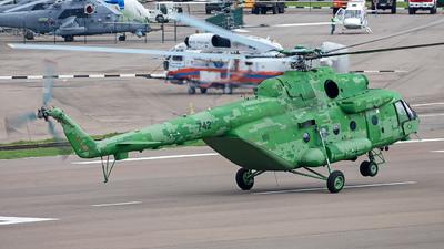 742 - Mil Mi-17V5 Hip H - Mil Design Bureau (Moscow Helicopter Plant)