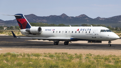 N878AS - Bombardier CRJ-200ER - Delta Connection (SkyWest Airlines)