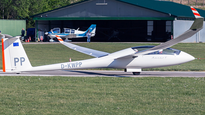 D-KWPP - Schempp-Hirth Arcus T - Private
