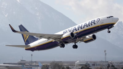 EI-EVZ - Boeing 737-8AS - Ryanair