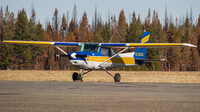 A picture of CGYJJ - Cessna 152 - [15279606] - © Ushabh Salaria - FederalAce