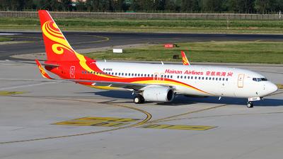 B-6065 - Boeing 737-84P - Hainan Airlines