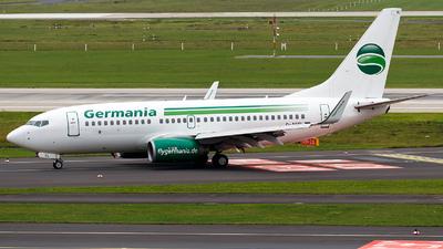 D-AGEL - Boeing 737-75B - Germania