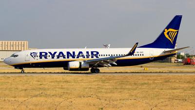 9H-QAC - Boeing 737-8AS - Ryanair (Malta Air)