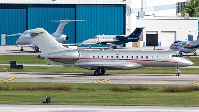 9H-VJT - Bombardier BD-700-1A10 Global 6000 - VistaJet