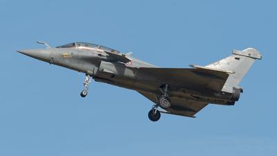 321 - Dassault Rafale B - France - Air Force